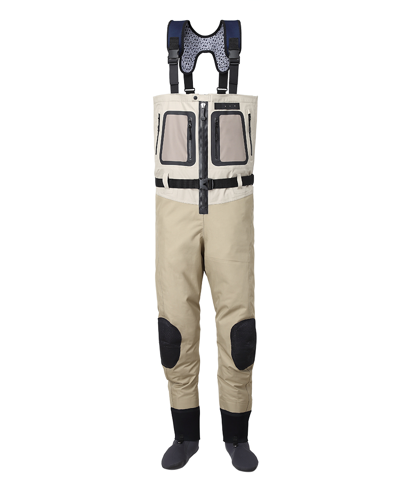 Front Zip Breathable Wader