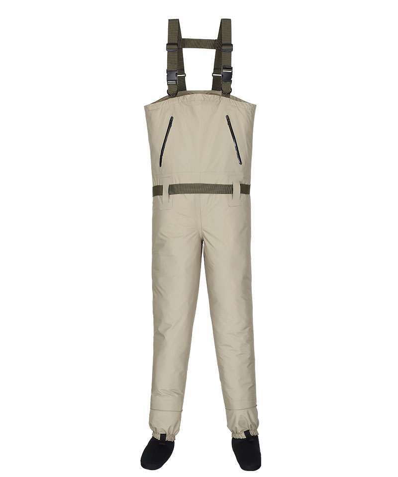 Breathable Wader with Quilted lining