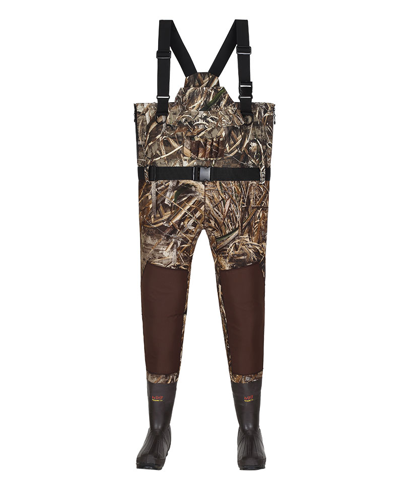 Breathable+Neoprene Hybrid Wader