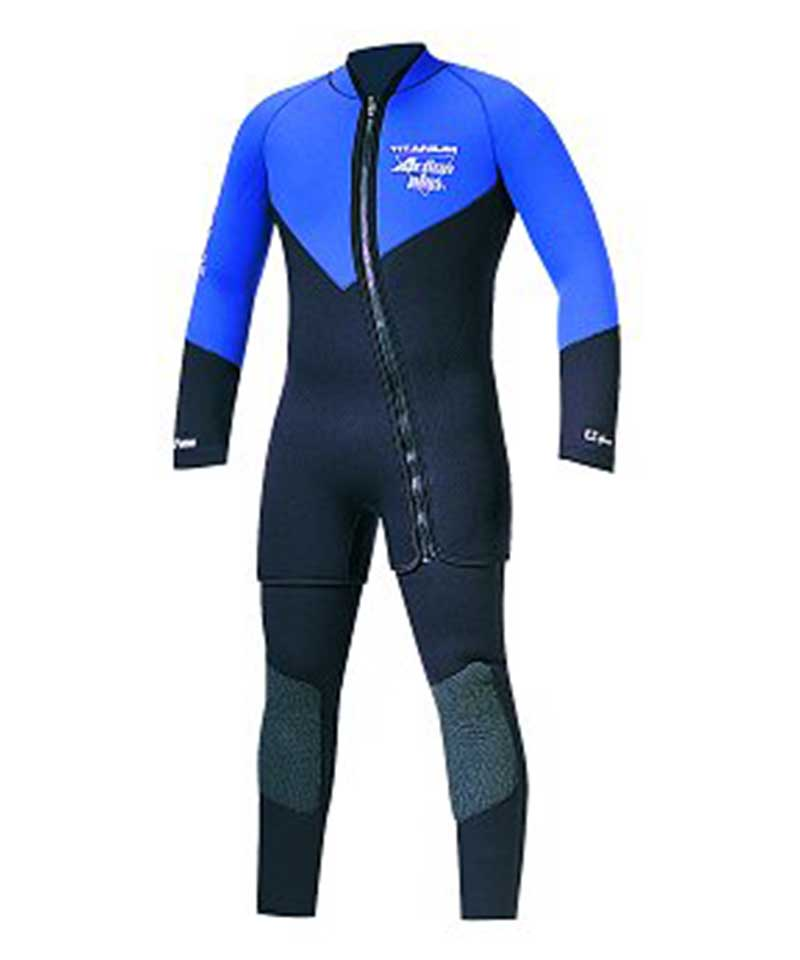 Titanium Wet Suits with EZ Plus- Men