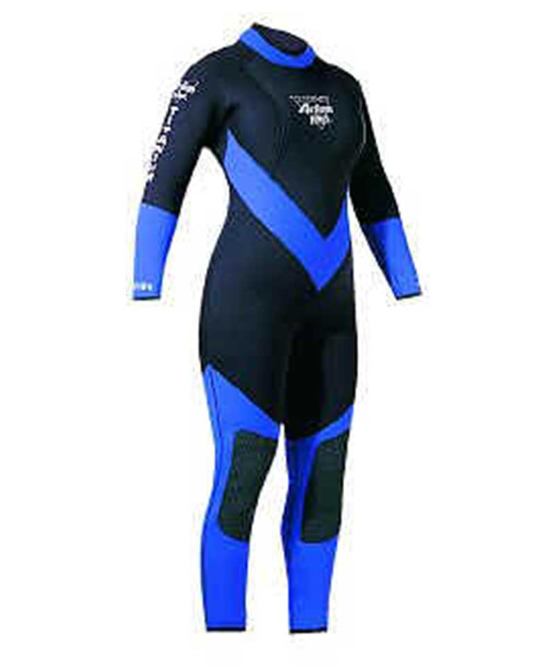 Titanium Wet Suits with EZ Plus